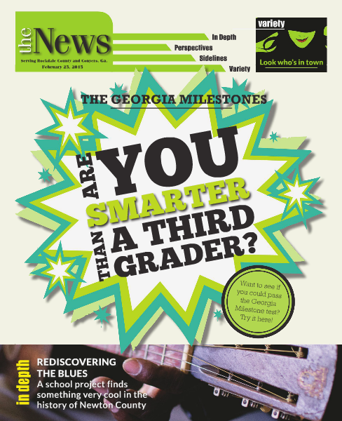 The Rockdale News Rockdale News Digital Edition February 25, 2015