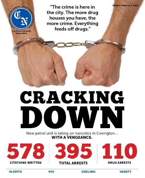 The Covington Digital News Digital Edition March 6, 2015