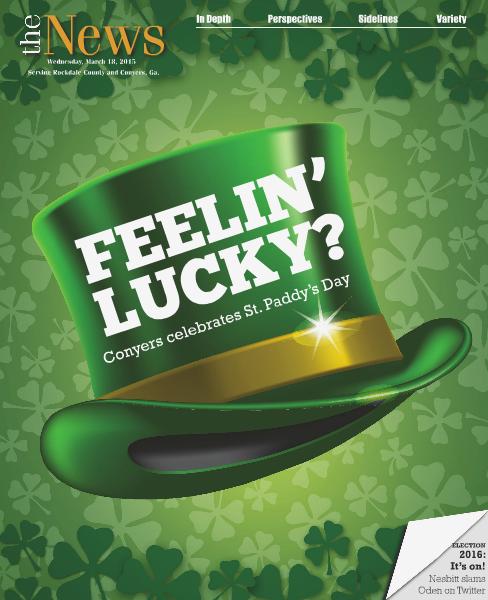 The Rockdale News Digital Edition March 18, 2015