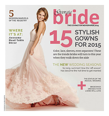 Georgia Bride Magazine Spring 2015