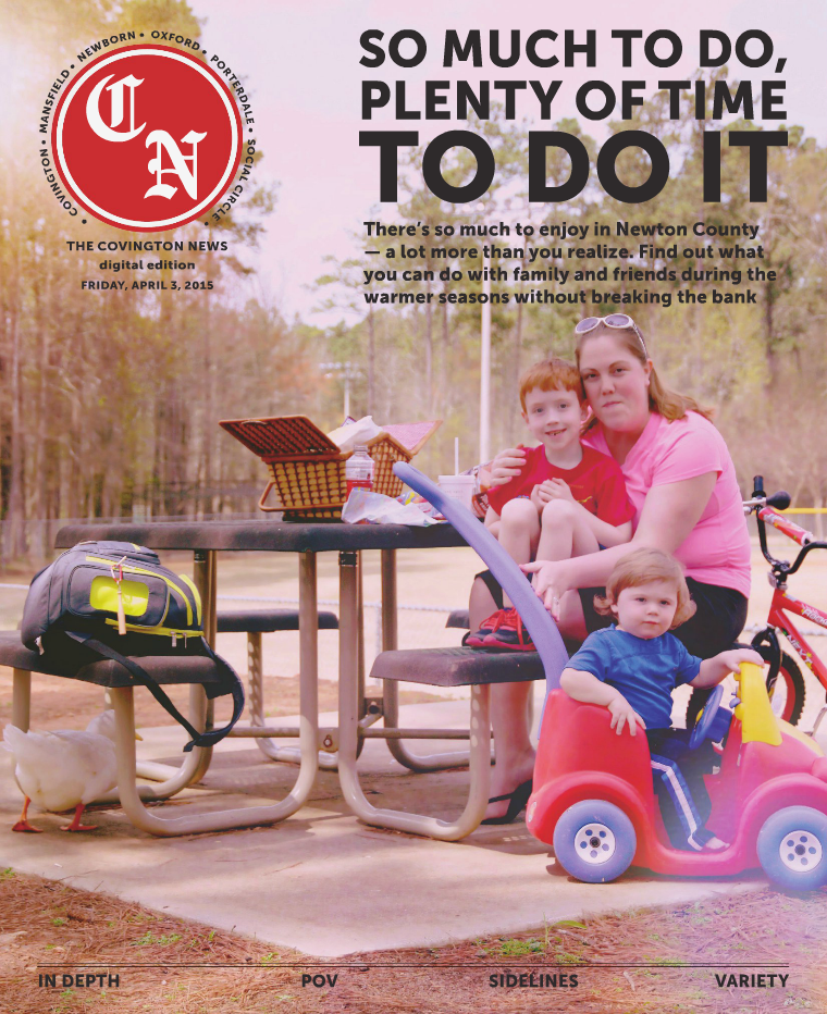 The Covington Digital News Digital Edition April 3, 2015