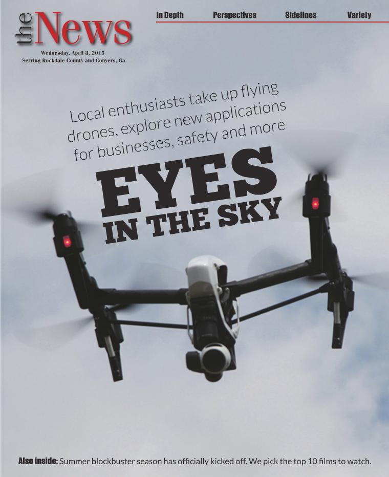 Rockdale News Digital Edition, April 8, 2015
