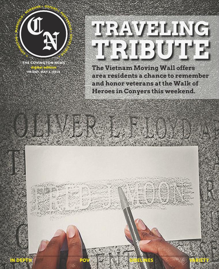 The Covington Digital News Digital Edition May 8, 2015