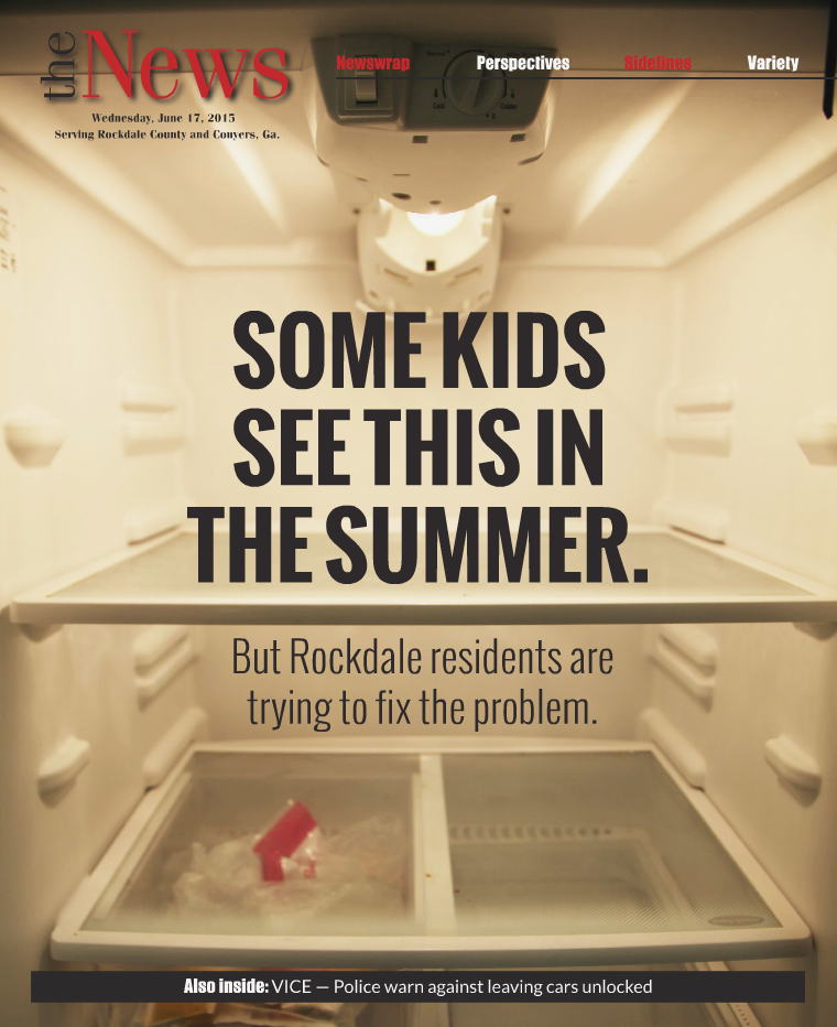 Rockdale News Digital Edition, June 17, 2015