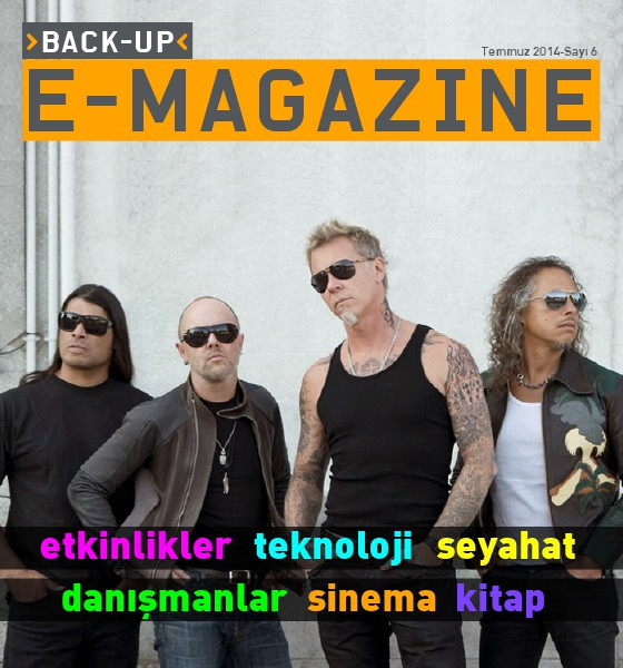 Back-Up E-Magazine 06
