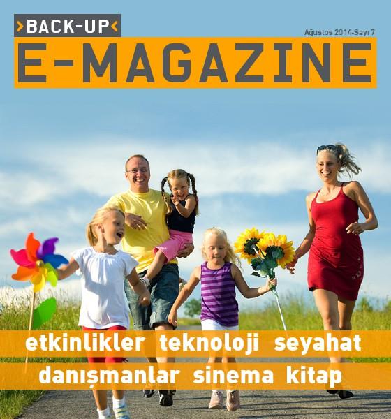 Back-Up E-Magazine 7