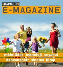 Back-Up E-Magazine