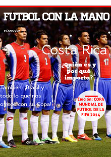 Futbol Con La Mano