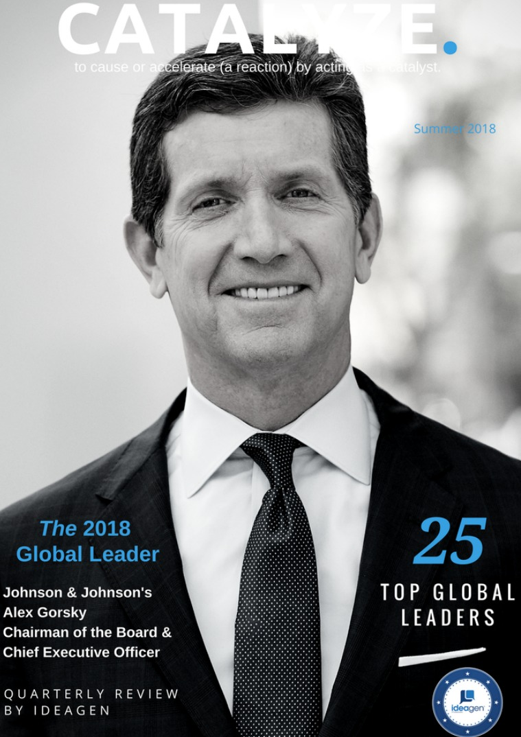 "Summer 2018 Ideagen ""Catalyze"" Magazine 1"