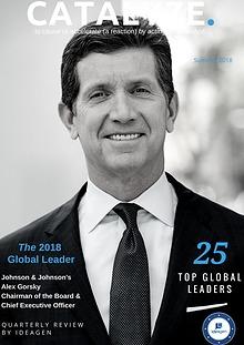 """Summer 2018 Ideagen """"Catalyze"""" Magazine"""