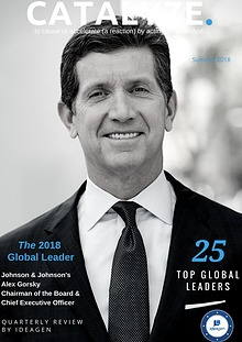 "Summer 2018 Ideagen ""Catalyze"" Magazine"
