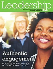 Leadership magazine