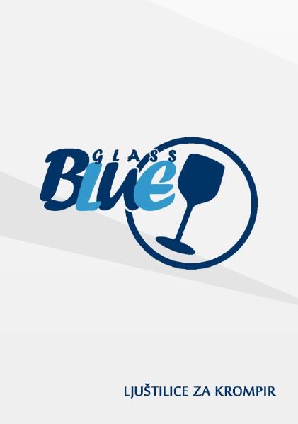 BlueGlass Ljustilice za krompir