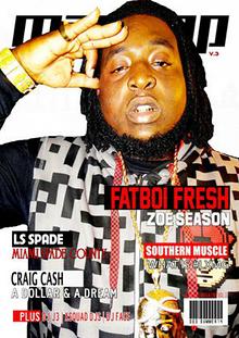 Mad Rap Magazine #3
