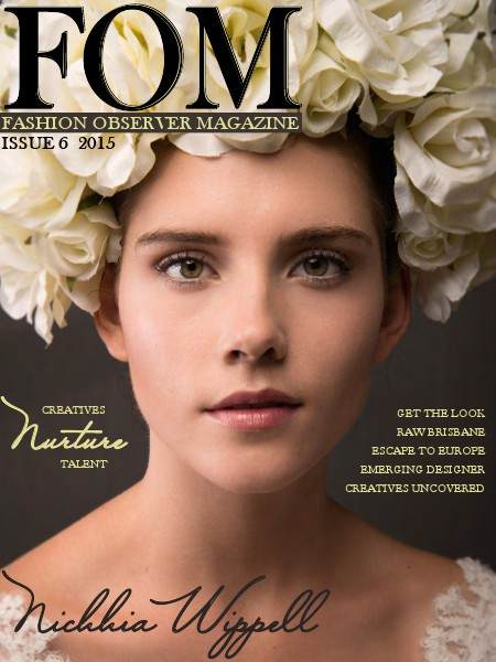 Fashion Observer Magazine March. 2015