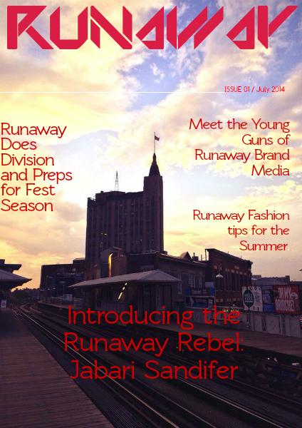 Runaway Volume Jul. 2014