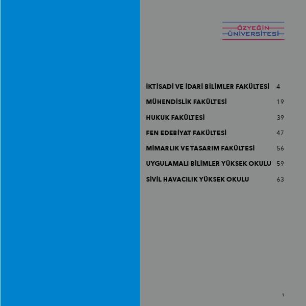 ÖzÜ Researchers Catalogue 2013