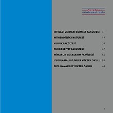 ÖzÜ Researchers Catalogue