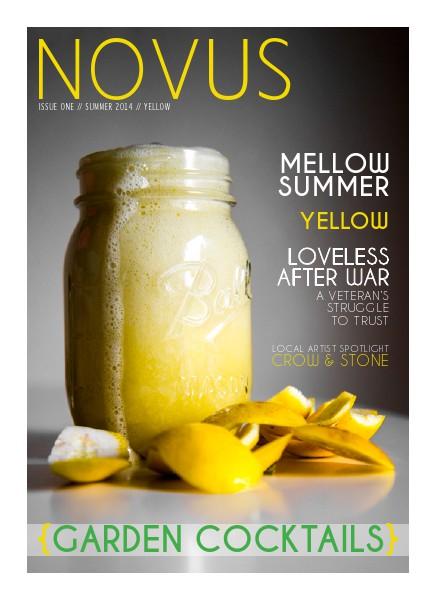 NOVUS {Issue One}.pdf Summer 2014