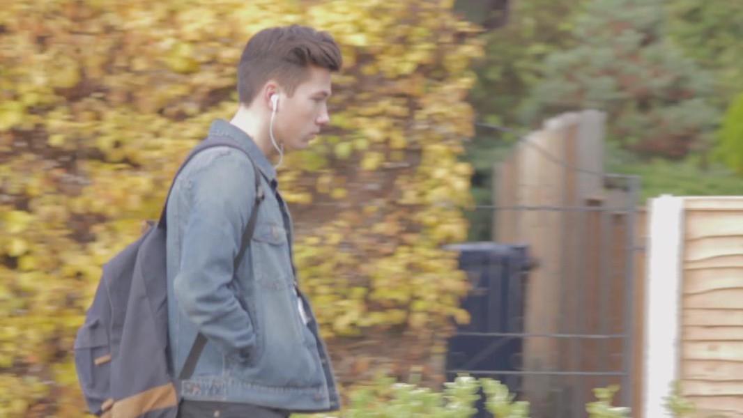 Aaron Jordan - Showreel Short Film (SENSES)
