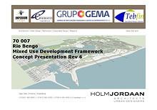 Sarico Harbour Development - Angola