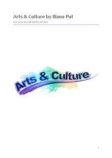 Artfolio Arts & Culture