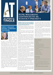 Pocklington School - Allawalla Tingle