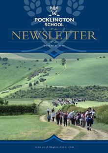 Pocklington School Newsletter