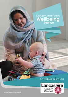 Children and Family Wellbeing Service Booklet