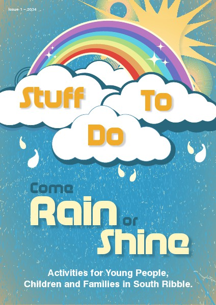 South Ribble Stuff To Do 2014