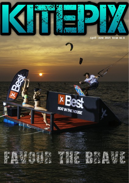 Kitepix Magazine No.6 April - June 2015
