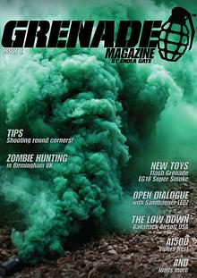 Grenade Magazine