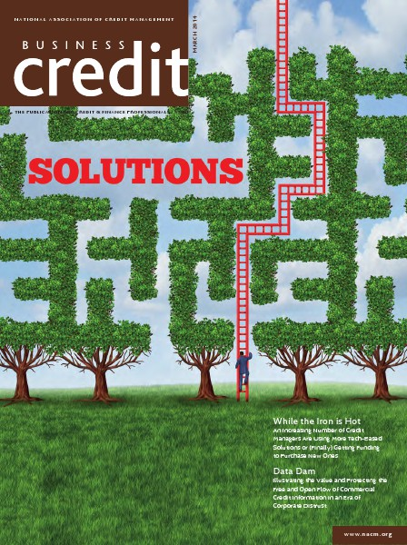 Business Credit Magazine March 2014