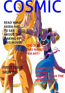 Cosmic Magazine