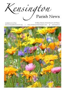 Kensington Parish News - Summer 2014