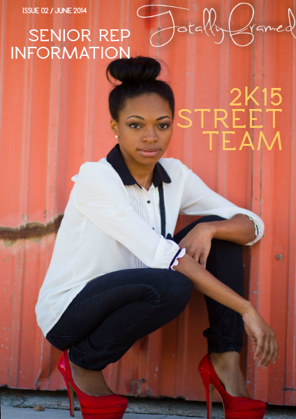 2K15 Totally Framed Street Team June 2014