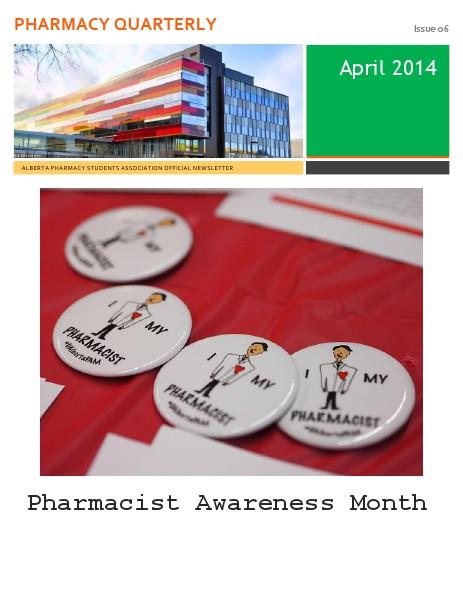 Pharmacy Quarterly April 2014
