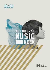 Melbourne Music Week program 2012