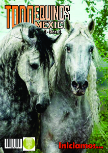 Revista Todo Equinos México Edición 01 - Enero 2013