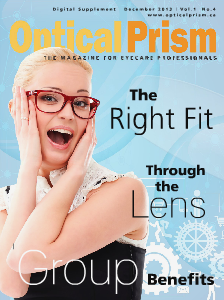 Optical Prism Dec 2013 Digital Supplement Vol.1  No.4  Dec 2013