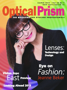 Optical Prism Magazine Jan/Feb 2013
