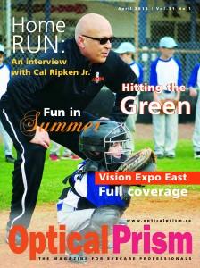 April Issue Vol. 32 No. 1