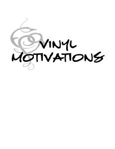 Vinyl Motivations Catalog Fall 2012