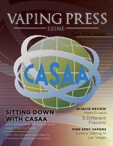 Vaping Press Issue 001, Vol. 1