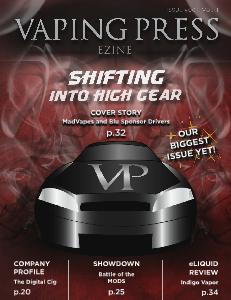 Vaping Press Issue 004, Vol. 01