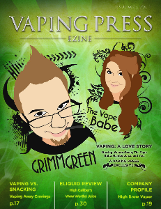 Vaping Press Issue 007, Vol. 01