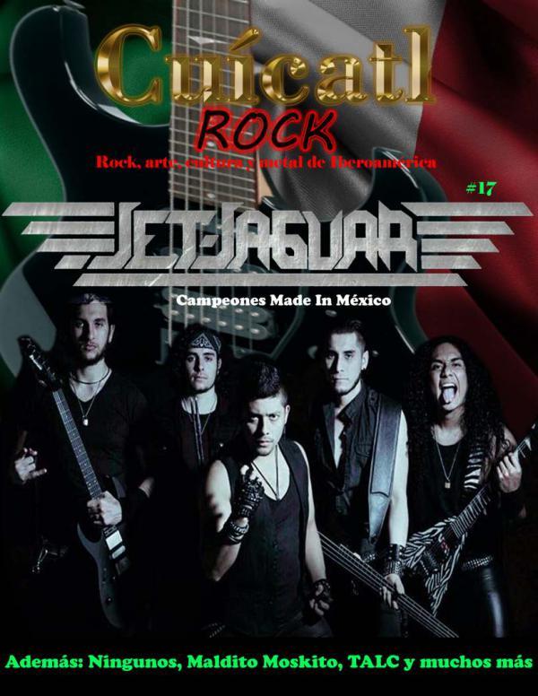Cuícatl Rock Octubre-Noviembre 2017