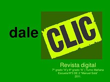 Dale Click - Revista Digital