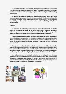 Educación y Tecnología - Formación de Vanguardia Educación de Vanguardia