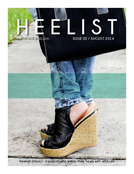 H E E L I S T ISSUE 02/AUGUST 2014